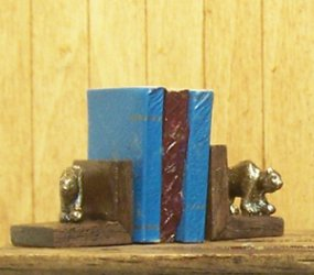 Bear Creek Bookends