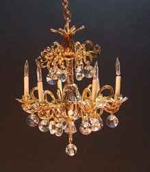 Schubert Crystal Chandelier