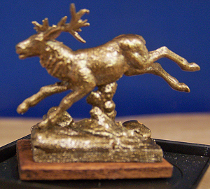 Leaping Stag Statute