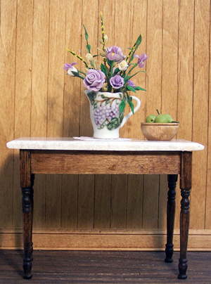 Country Parlor Table